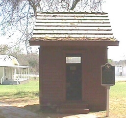 The Arnold Outhouse